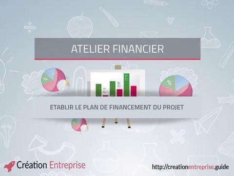 Établir le plan de financement du projet - Atelier financier 4