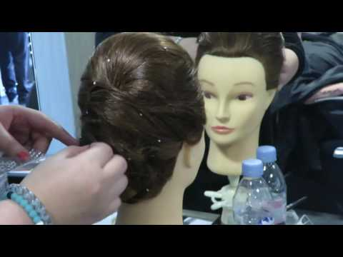 Wirral Met College Hairdressing