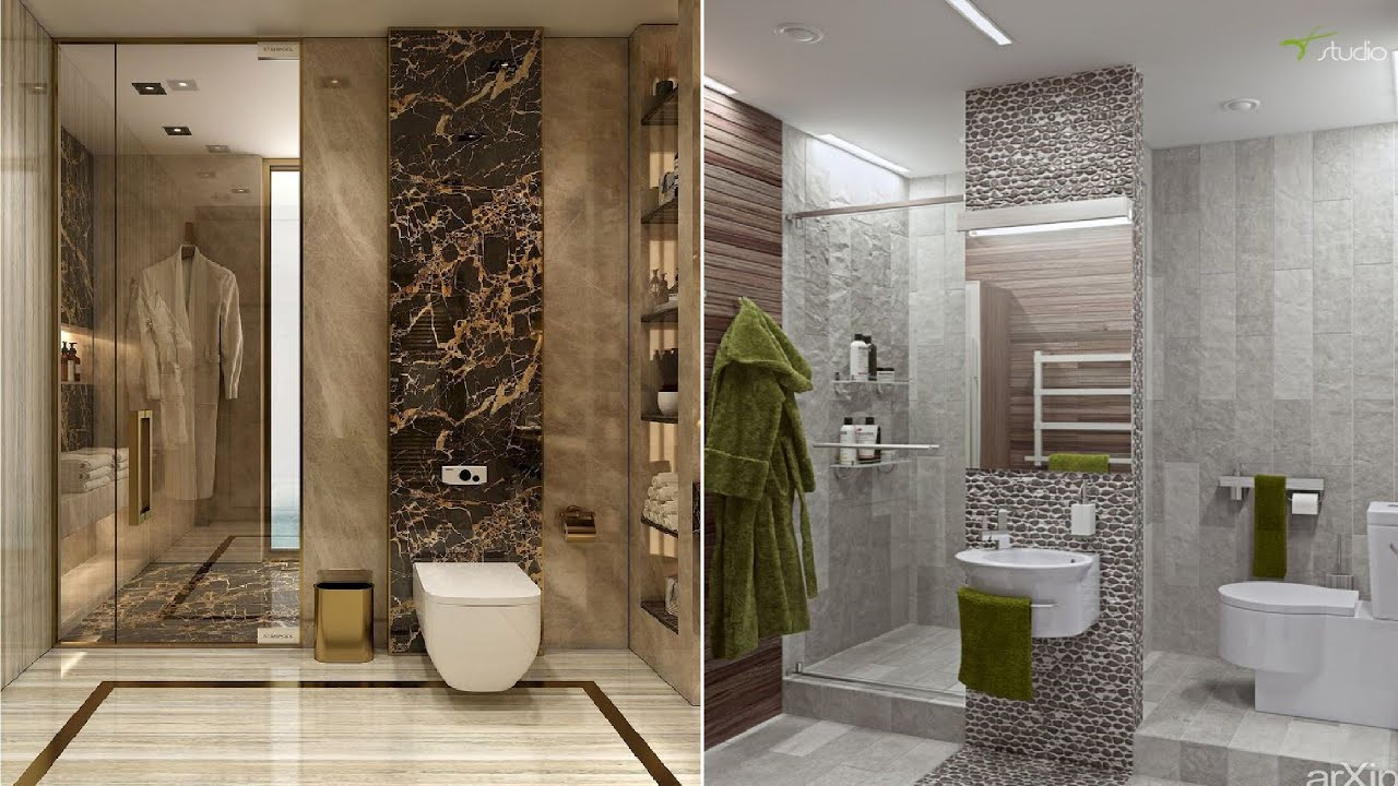 Top 100 Small Bathroom Design Ideas Modern Bathroom Floor Tiles