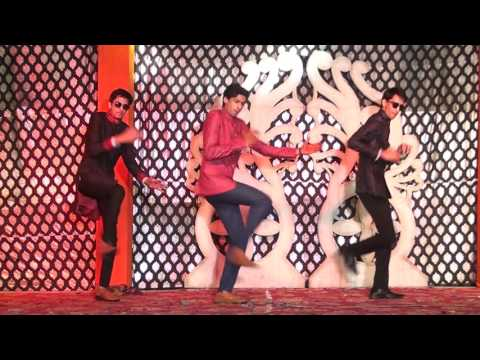 Best Sangeet Dance Performance Mast Kalandar song Choreography (Groom and Brothers)