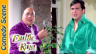 Video Dulhe Raja Comedy Scene - Kadar Khan- Govinda - Jhonny Lever #IndianComedy download MP3, 3GP, MP4, WEBM, AVI, FLV Juni 2018