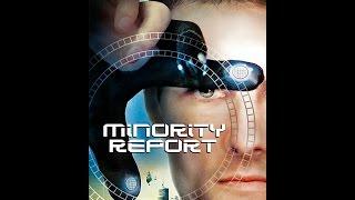 Minority Report TV SERIES FOLLOWS PRECOG