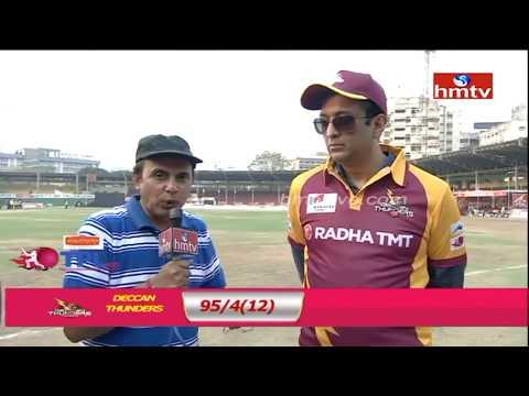 RadhaTMT- Managing Director Mr. Suman Saraf's interview- TPL Match