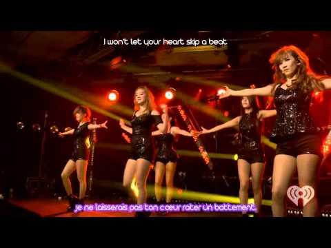 Wonder Girls - Like Money (Live at IHeartRadio) (VOSTFR)