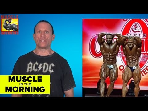212 DIVISION: THE FUTURE! Muscle in the Morning (7/18/18)