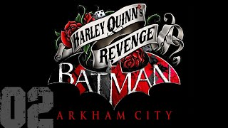 【どもり実況】Batman: Arkham City DLC Part.2 (完)【ハーレイ・クインの復讐】 ハーレークイン症 検索動画 14