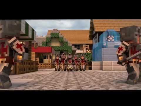 Клип Minecraft ''МОЯ ИГРА'' Assassin's creed Music video #19