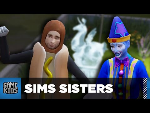 Gold Party - Sims Sisters Episode 62