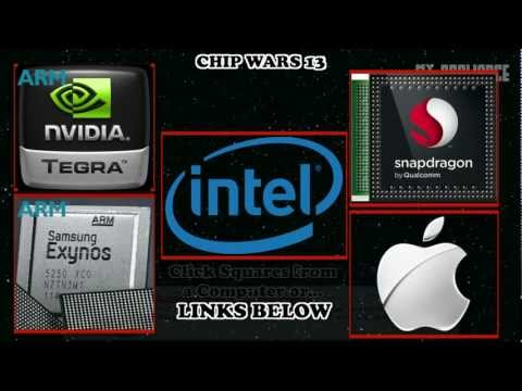 WTF is Snapdragon 800 (commercial) and Snapdragon 600? CHIP WARS 13
