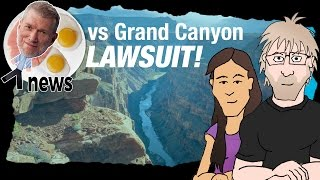 (Ken) Ham & AiG News - AiG vs Grand Canyon Lawsuit! #Arkonomics