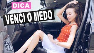 COMO VENCI O MEDO DE DIRIGIR | Stella Alves