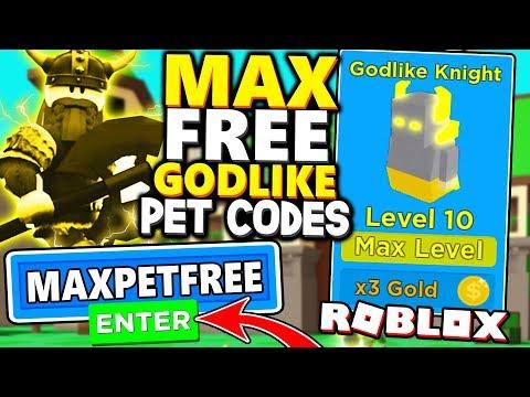 SECRET GODLIKE FREE PET CODES IN VIKING SIMULATOR! *MAX SWORD AND ISLAND* Roblox