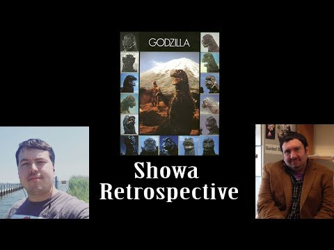 Godzilla (Showa Era) Retrospective