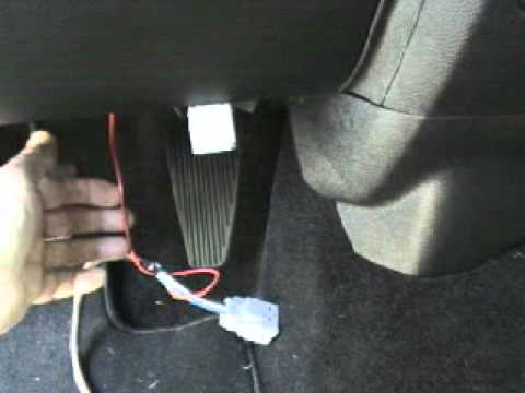 [FPER_4992]  Brake controller install - 2014 Ram 1500 - YouTube | Impulse Trailer Brake Wiring Diagram |  | YouTube