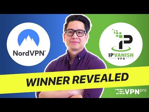IPVanish Vs NordVPN: Full Comparison & CLEAR WINNER REVEALED