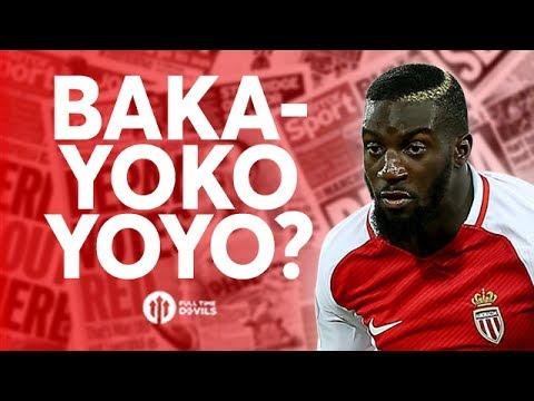 Bakayoko Yoyo? Tomorrow's Manchester United Transfer News Today! #30