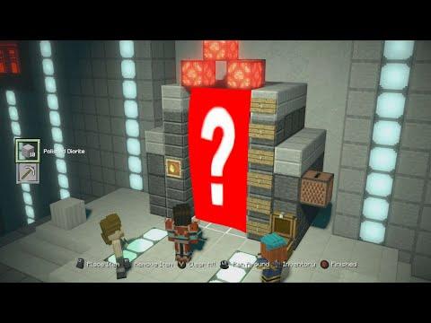 SOLVING THE #POTATOE451 PUZZLE ! Minecraft Story Mode Season 2 Episode 5 P3