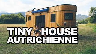 Une Tiny-house Autrichienne Autosuffisante