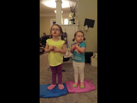 'Hello' is it me you're looking for (Trolls) by Karlee and Lily