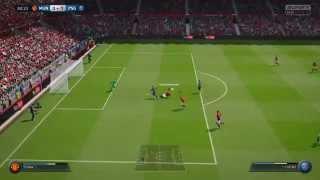 FIFA 15 Oynuyoruz 2vs2  #Bölüm-1 #Part-1 İlk Maç Ve Olanlar.