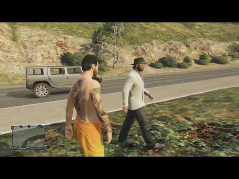 Momentos divertidos de GTA 5