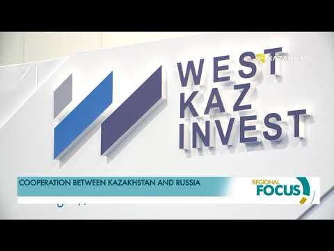 Foreign trade turnover between Kazakhstan and Russia amounted to 12 billion dollars