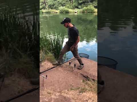 Carp Fishing (how To Carp Fish At Sherwood Farm Park)