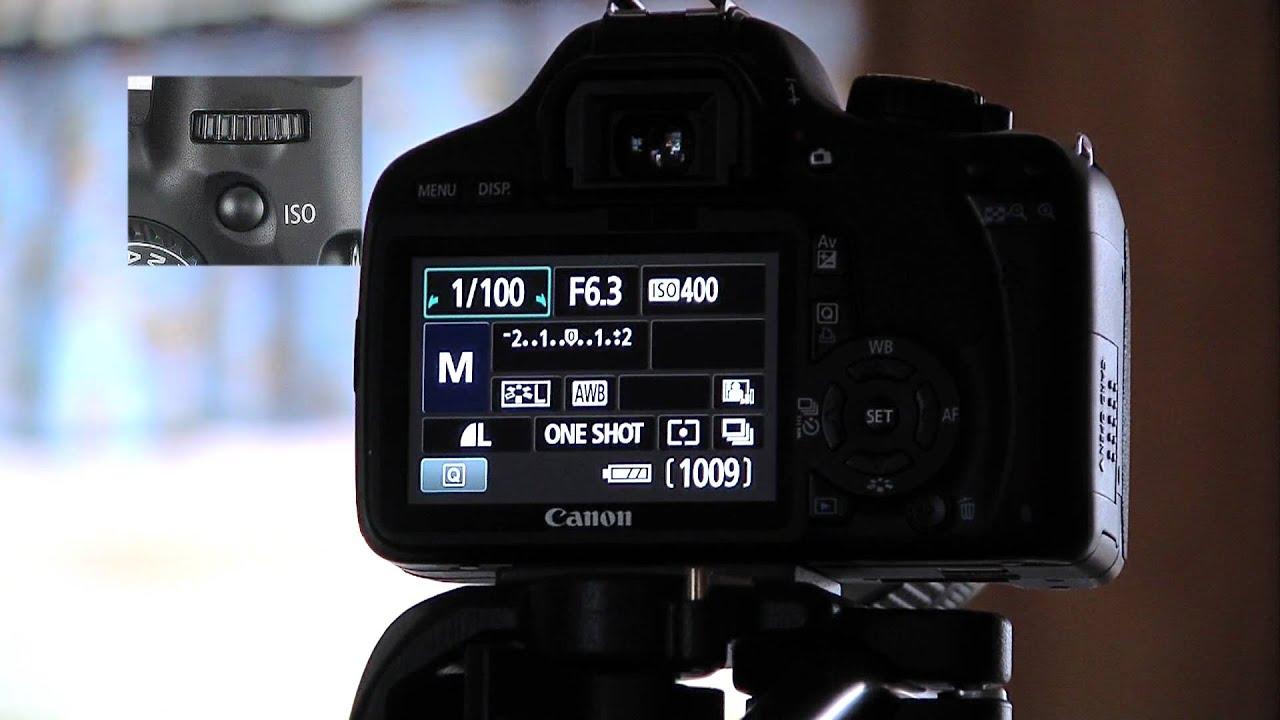 canon t2i how to change the iso shutter and f stop youtube rh youtube com manual camara canon eos 550d español Canon EOS 600D