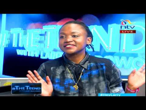 #theTrend: Fena Gitu on her journey to being the most sought after female performer in Kenya