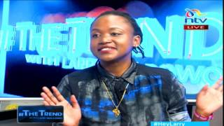 thetrend fena gitu on her journey to being the most sought after female performer in kenya