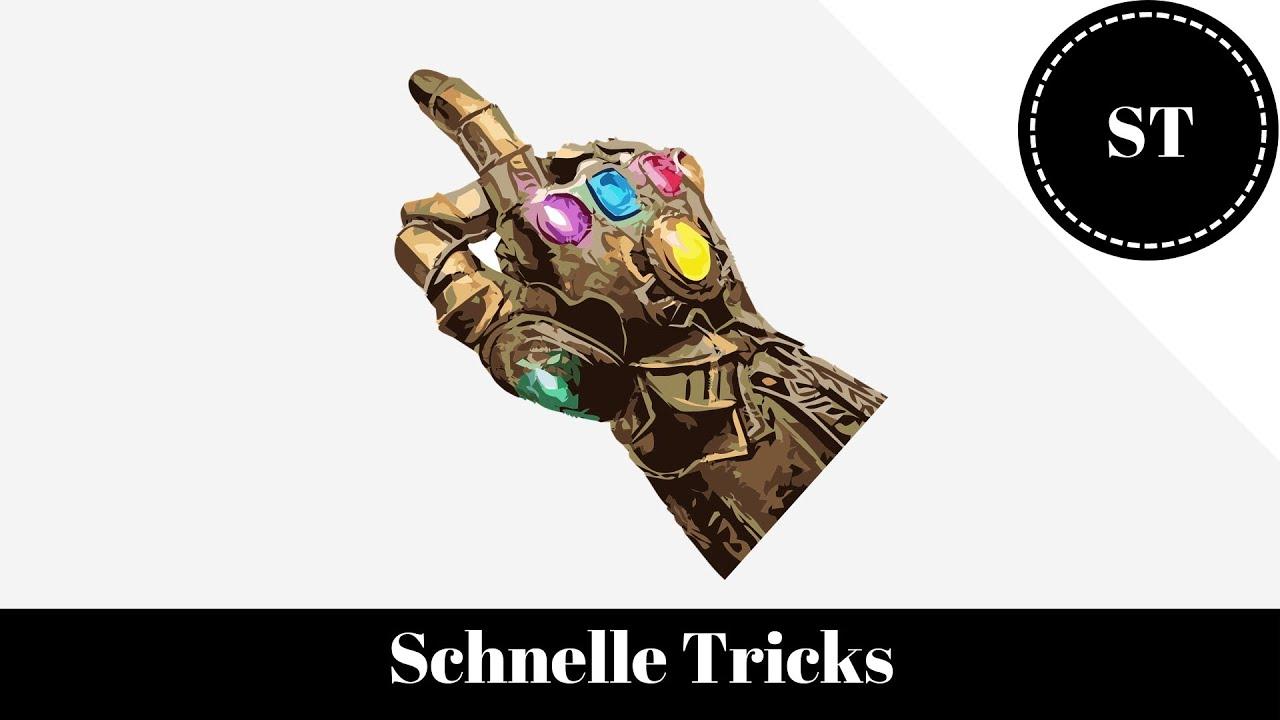 Thanos Handschuh Google