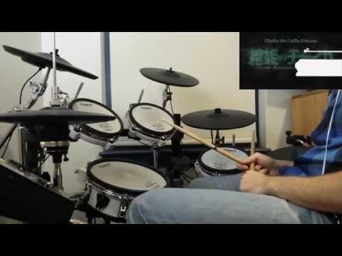 Hitsugi no Chaika: Avenging Battle OP - Drum Cover