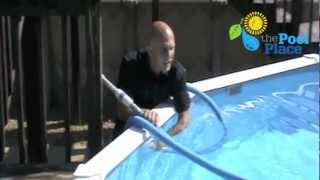 How to Vacuum your Pool - The Pool Place