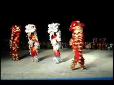 Liên Hoan Lân Sư Rồng Huyện Thuận An 2012 - Thái Anh Đường