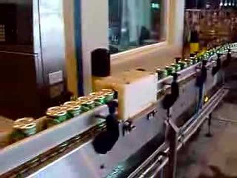 Can Invertor Turning Beer Cans Upside Down Youtube