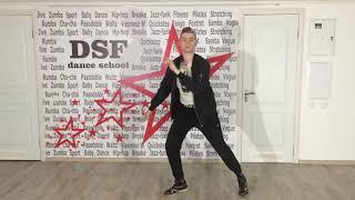 Школа танцев Вышгород обучение танцам Jazz-funk, Vogue