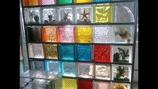 как это сделано стеклоблоки / Спортивная одежда из пластиковых бутылок