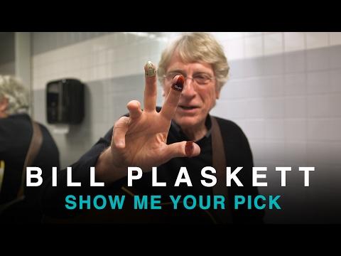 Bill Plaskett's Dunlop finger picks!