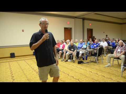 Don Peters Keystone Award at SCRYE Summer 2016