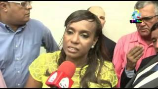 Tia Eron, Deputada Federal, sobre posse na presidência do PRB, 22 01 15