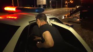Задержали императора за поджог автокрана, д  Соски  Место происшествия 07 08 2018
