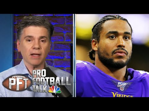 Vikings' Eric Kendricks challenges NFL's statement on protests | Pro Football Talk | NBC Sports