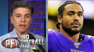 Vikings' Eric Kendricks challenges NFL's statement on protests | Pro Football Talk | NBC Sports