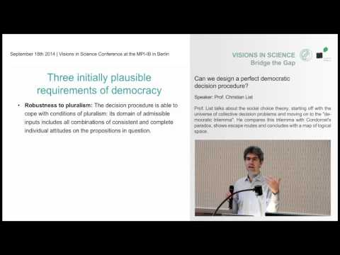 """Visions in Science 2014 