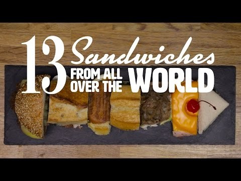 Dana McKenzie - America's Favorite Sandwiches & Others From Around The World