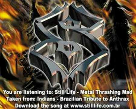 Metal Thrashing Mad Lyrics