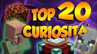 Minecraft [Curiosità] ~ Top 20 curiosità