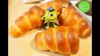 Bread Cones Recipe - Cách làm Bánh Mì Ốc Quế