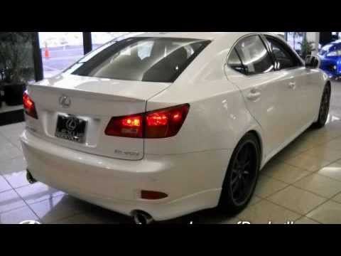 Pre Owned 2008 Lexus Is 350 Rockville Md Youtube