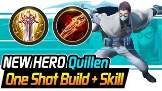 """But What About Butterfly?"" AOV NEW HERO QUILLEN 